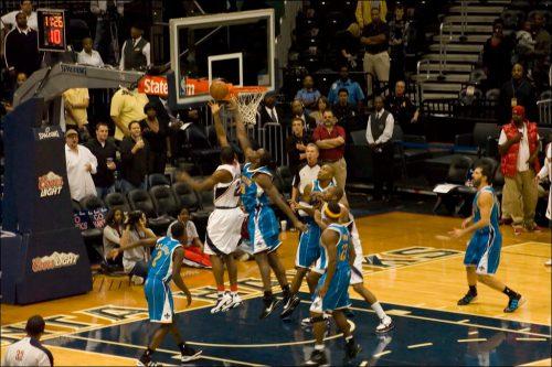 Charlotte Hornets vs Atlanta Hawks game