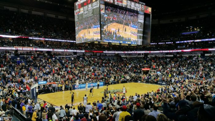 New Orleans Pelicans vs Atlanta Hawks game