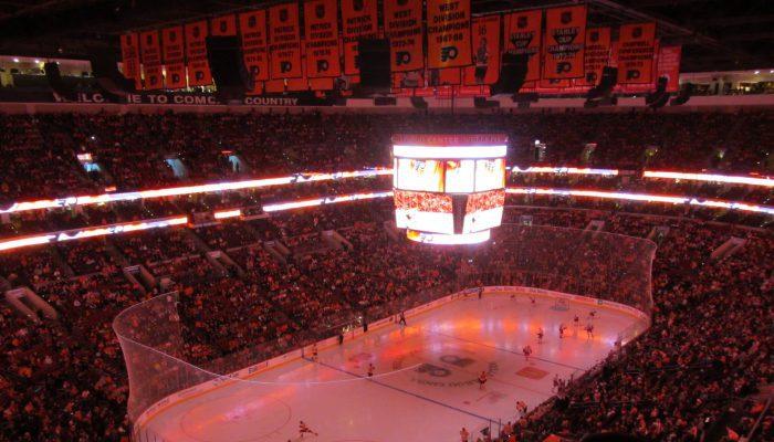 Philadelphia Flyers banners