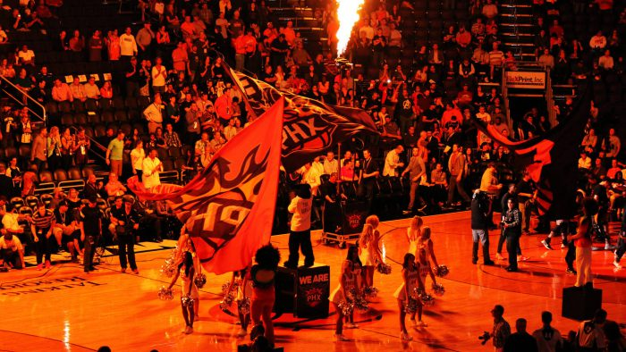 Phoenix Suns vs Brooklyn Nets game
