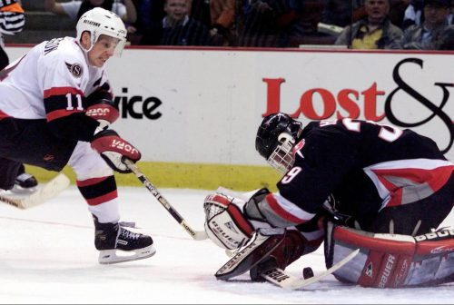 Ottawa Senators vs Buffalo Sabres game