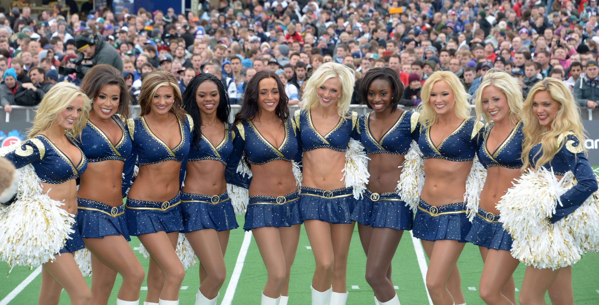 Los Angeles Rams Cheerleaders