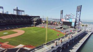 ATT ballpark San Francisco