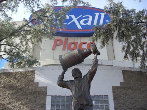 Rexall Place Edmonton Oilers