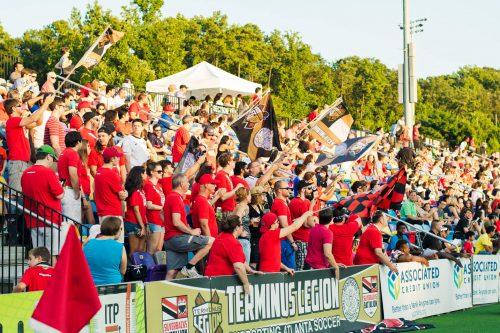 Atlanta United Supporter Groups