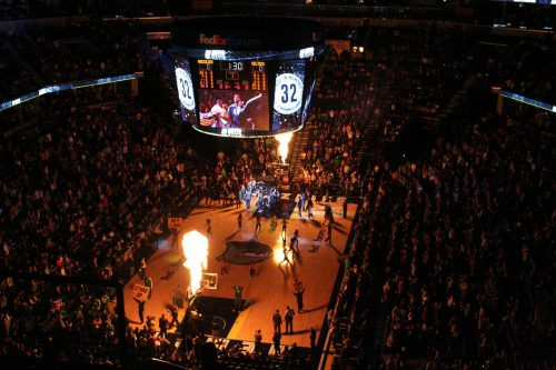 Memphis Grizzlies game show