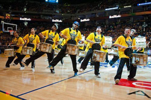 Golden State Warriors drumline