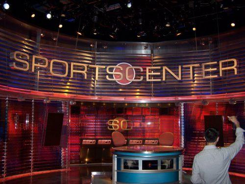 SportsCenter Studio