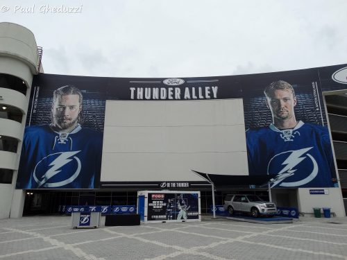 Thunder Alley Tampa Bay Lightning