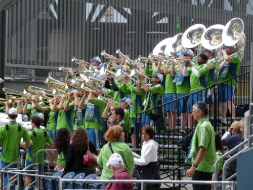 Sounders Sound Wave Band