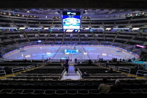 SAP Center stadium
