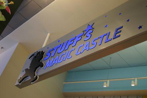 Orlando Stuffs Magic Castle