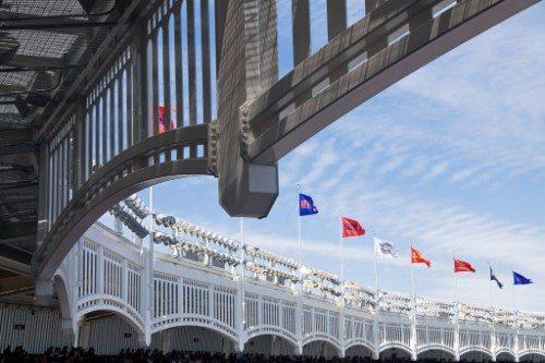 Yankee Stadium Frieze