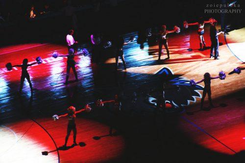Minnesota Timberwolves dancers