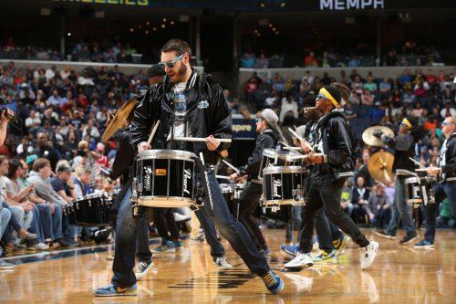 Memphis Grizzlies Grizzline