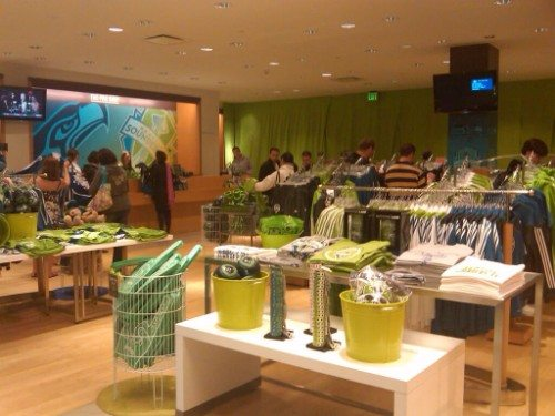 Sounders Team Store