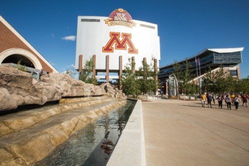 Minnesota Tribal Nations Plaza