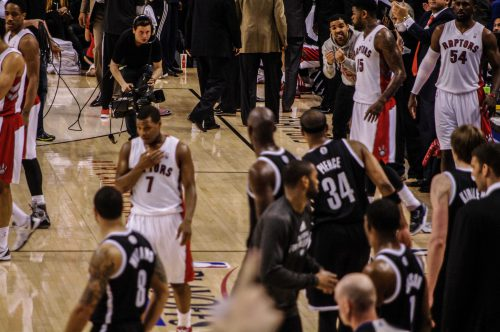 Drake Toronto Raptors NBA