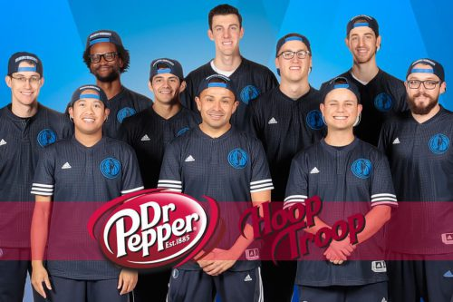 Hoop Troop Dallas Mavericks