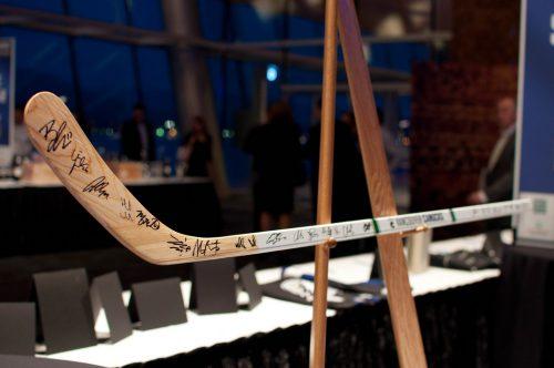 Vancouver Canucks auction