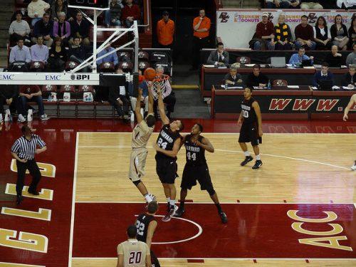 Boston College Eagles Harvard Crimson basketball