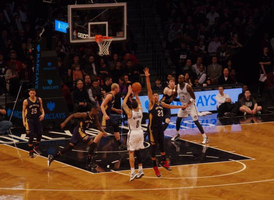Brooklyn Nets vs New Orleans Pelicans game