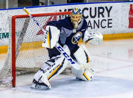 Anders Nilsson Buffalo Sabres