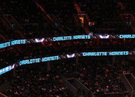 Spectrum Center Charlotte Hornets