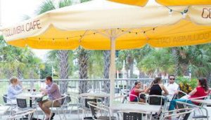 Columbia Cafe on the Tampa Riverwalk