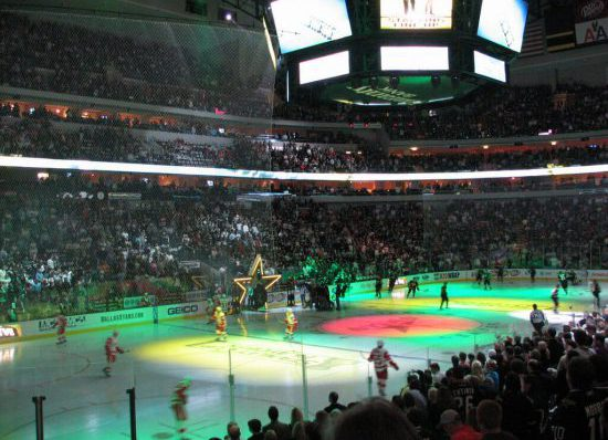 Western Conference Finals Game Dallas Stars