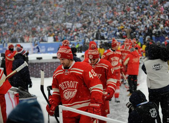 Detroit Red Wings players