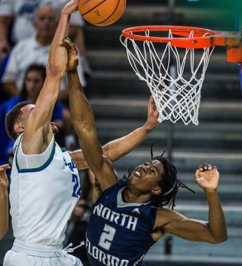 Florida Gulf Coast vs North Florida basketball