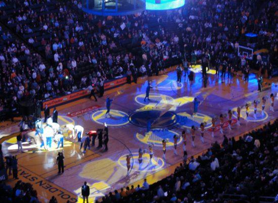 GSW Oracle Arena