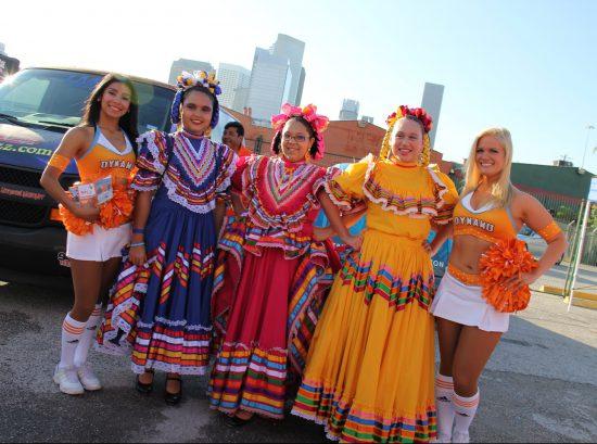 Houston Dynamo Orange Avenue