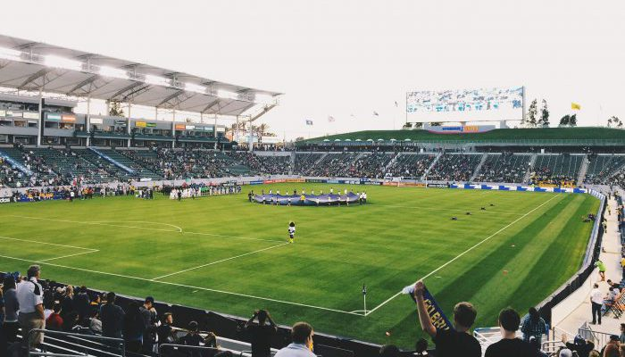 LA Galaxy StubHub Center