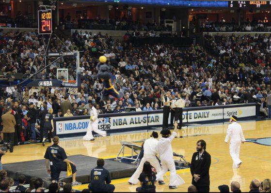 Memphis Grizzlies game