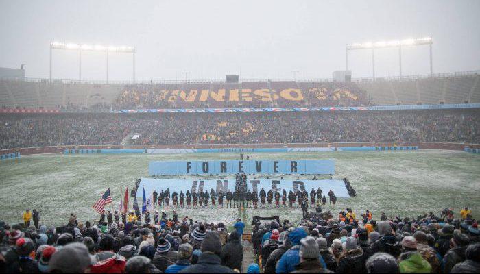 Minnesota United TCF Bank Stadium