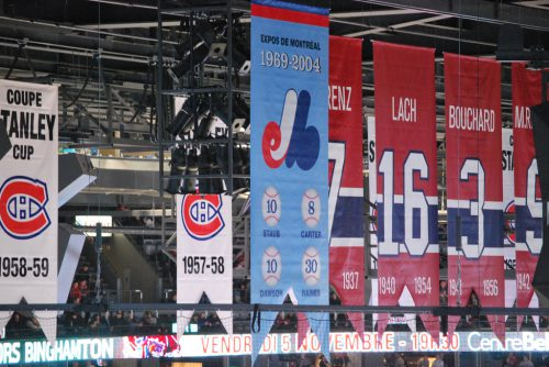 Montreal Expos Banners