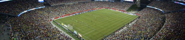 New York Revolution Gillette Stadium