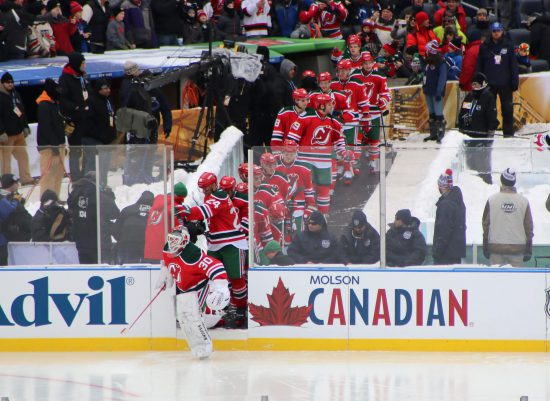 New Jersey Devils players