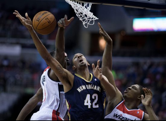 New Orleans Pelicans vs Washington Wizards game