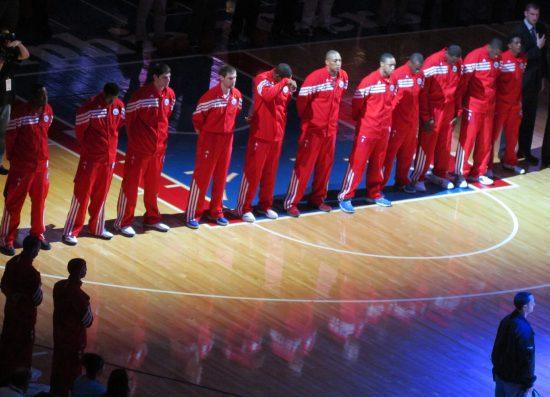 Philadelphia Seventy Sixers basketball team