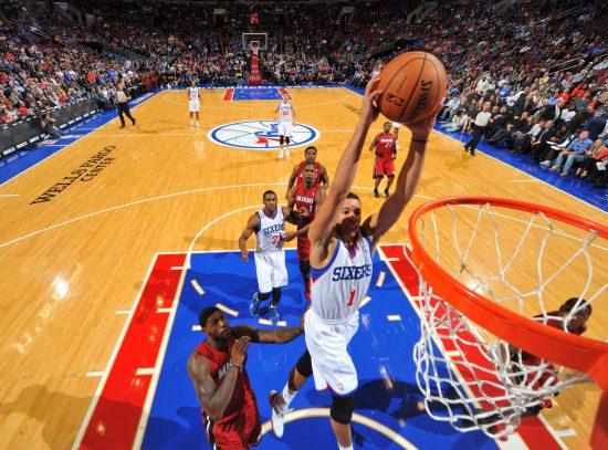 Philadelphia Seventy Sixers basketball