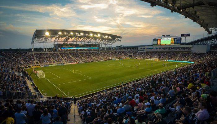 Philadelphia Union Talen Energy Stadium
