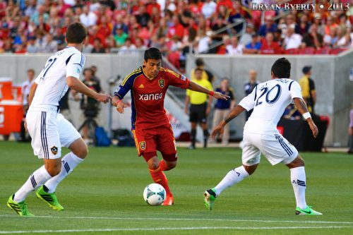 Real Salt Lake vs Galaxy
