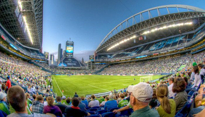 Seattle Sounders CenturyLink Field