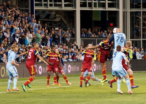 Sporting KC vs Real Salt Lake