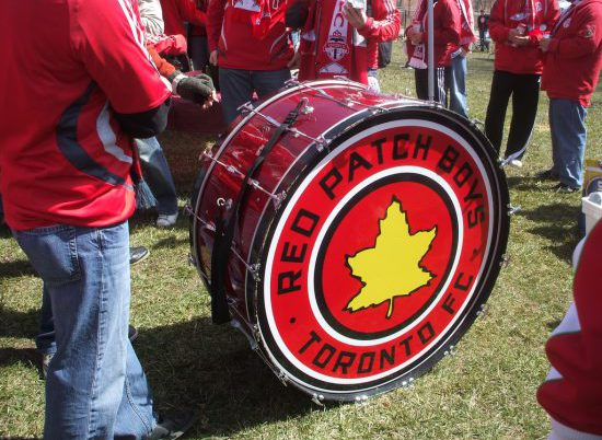 Toronto FC Tailgating