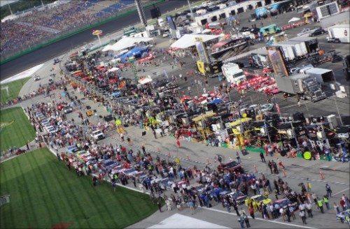 Kentucky Speedway FanZone