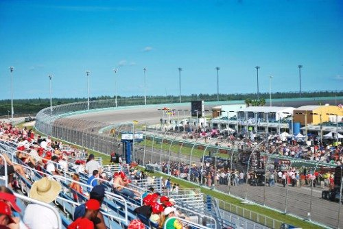 Homestead-Miami Speedway Club